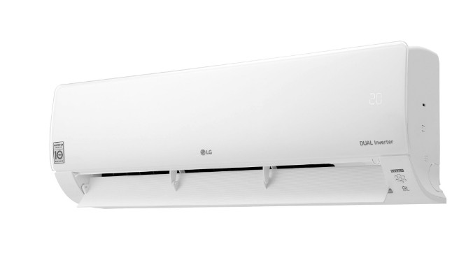 LG Deluxe Dual Inverter DC12RQ display